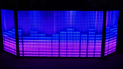 Dj Booth For Sale >> Led Dj Booth And Led Dj Facade