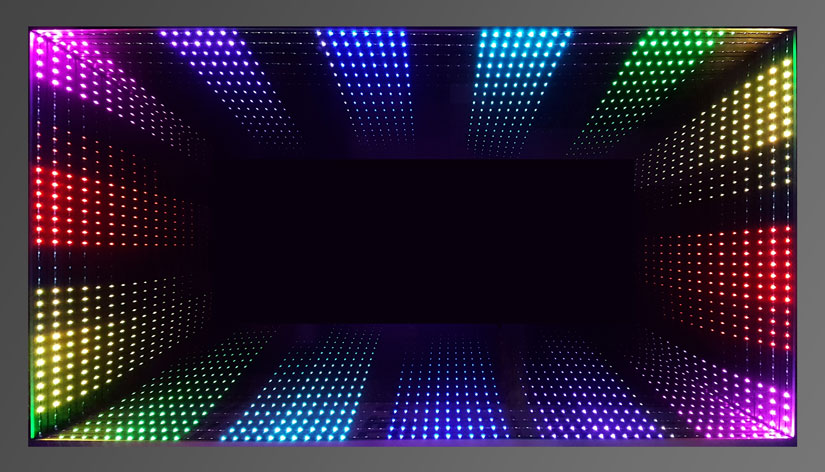 Infinity Mirror Displays And Infinity Mirror Tables