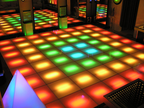 LED DJ Booth And LED DJ Facade - Led dance floor for sale usa