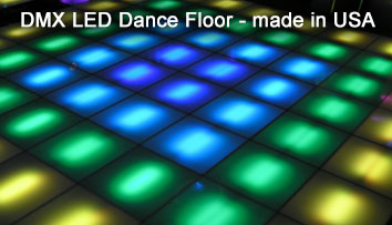 LED Dance Floors Video Dance Floor Interactive Dance Floor D - Led dance floor for sale usa