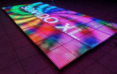 Led Dance Floor Video Dance Floor Interactive Dance