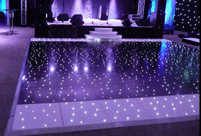 LED Dance Floors - Video Dance Floor, Interactive Dance