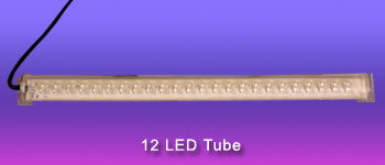 "iColor Cove 6"" and 12"" LED Light Fixtures"